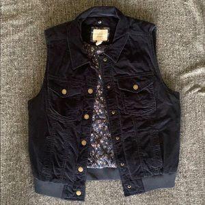 Forever 21 Corduroy Vest